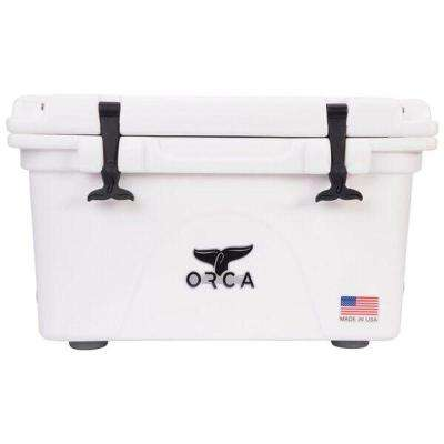 ORCA White 26 Qt. Cooler