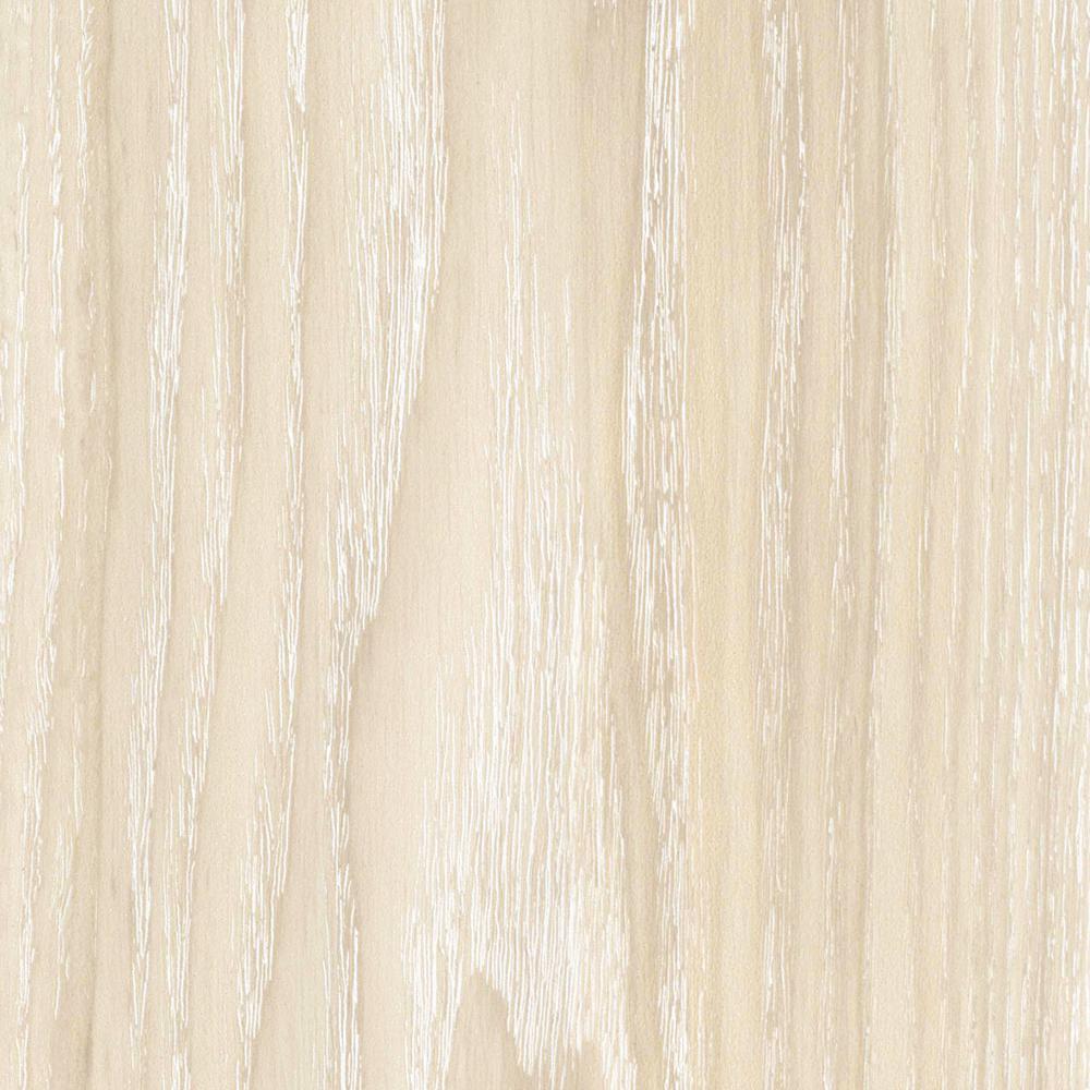 Take Home Sample - Allure Ultra Aspen Oak White Luxury Vinyl Flooring - 4 in. x 4 in.