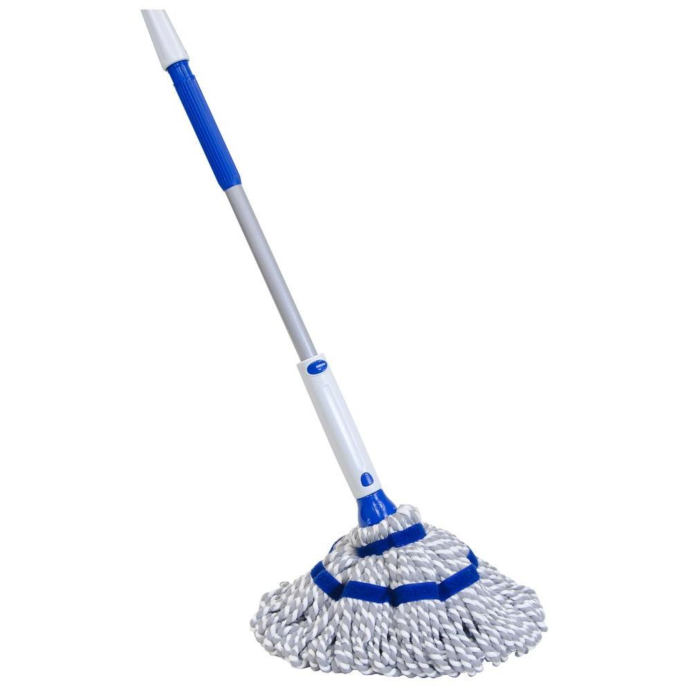 Twist and shout mop review - Wipeout Microfiber Twist Mop