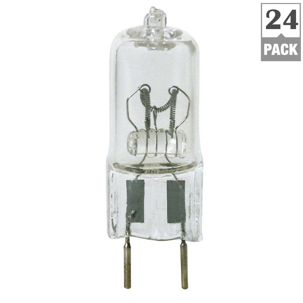 Feit Electric 20-Watt Halogen G8 Light Bulb (24-Pack)