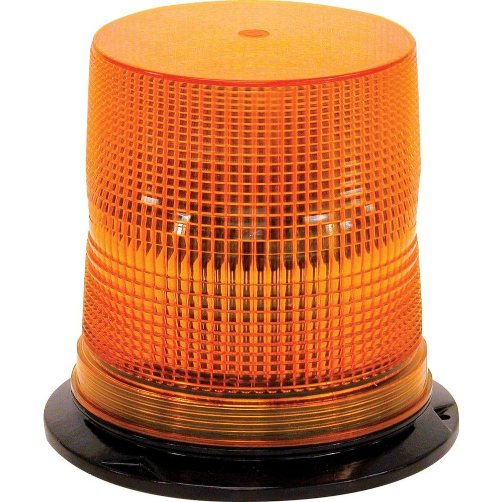 led warning amber mc visor strobe light lights emergency lighting