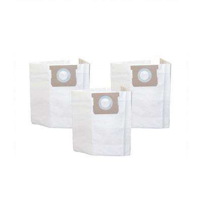 Type H Bags Replacements for Shop-Vac 5 - 8 Gal. Wet and Dry Vacs Part SV-9066100 (3-Pack)