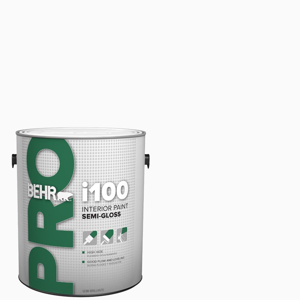 1 Gal. i100 Toned-Base Semi-Gloss Interior Paint