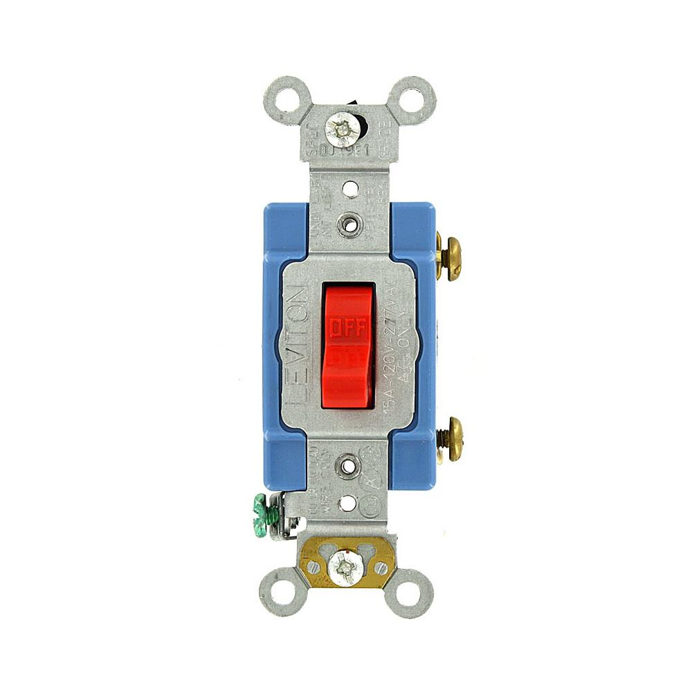 Toggle Switch Single Pole