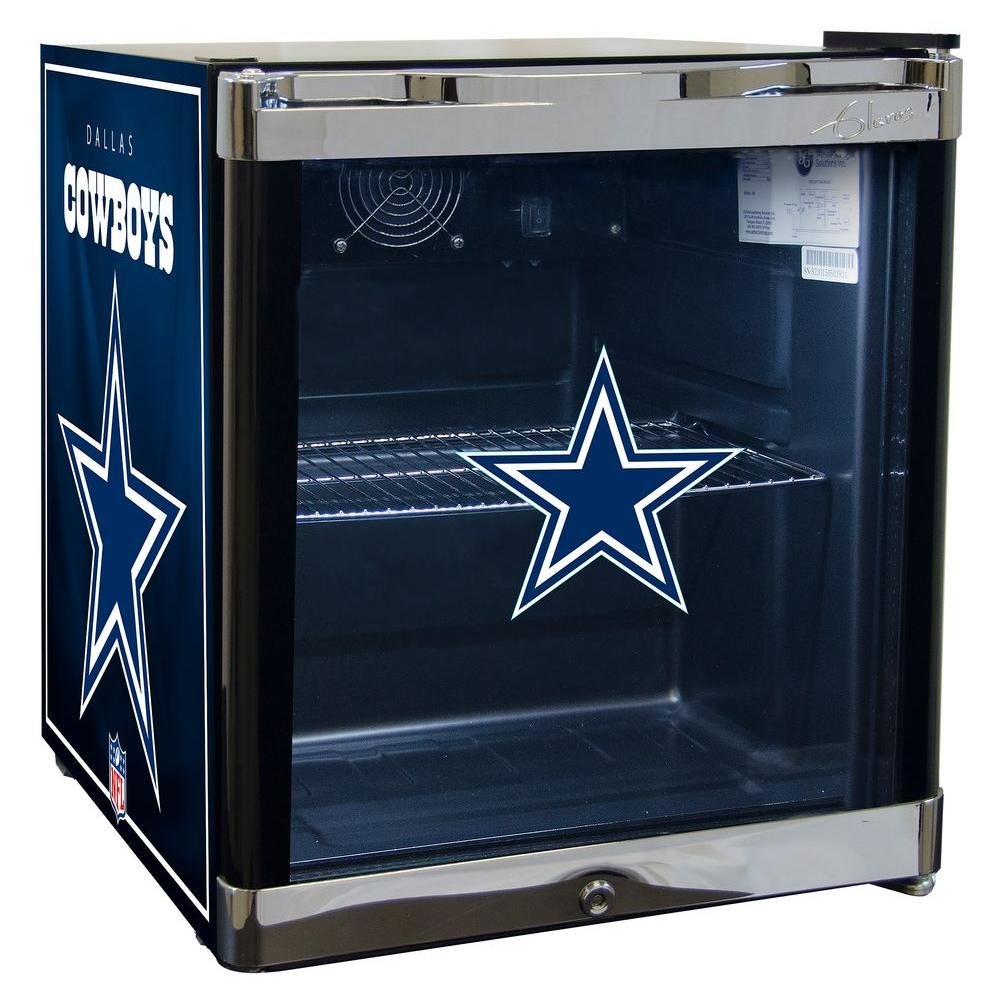 3840dbca GLAROS 17 in. 20 (12 oz.) Can Dallas Cowboys Cooler