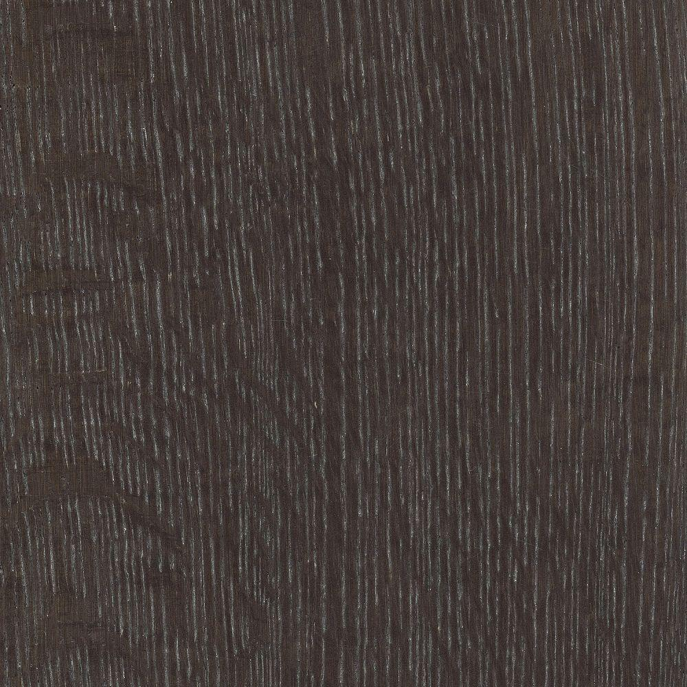 Take Home Sample - Wire Brushed Oak Teaberry Hardwood Flooring -