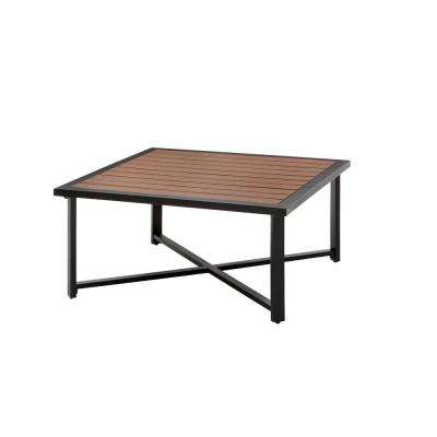 West Park Aluminum Outdoor Patio Table