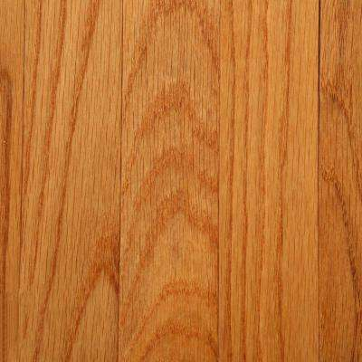 3/4 in. x 2-1/4 in. Butterscotch Oak 20 sq. ft