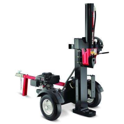 21-Ton 159 cc OHV Gas Log Splitter