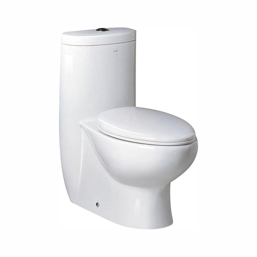 Brilliant Fresca Delphinus 1 Piece 0 8 16 Gpf Dual Flush Elongated Toilet In White Andrewgaddart Wooden Chair Designs For Living Room Andrewgaddartcom
