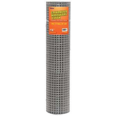 1/2 in. x 1/2 in., 3 ft. x 5 ft. Galvanized Hardware Cloth (12-Pack)