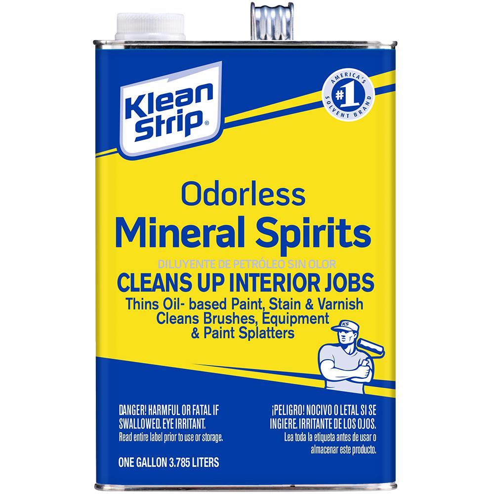 Klean-Strip 1 gal. Odorless Mineral Spirits - CARB Formula