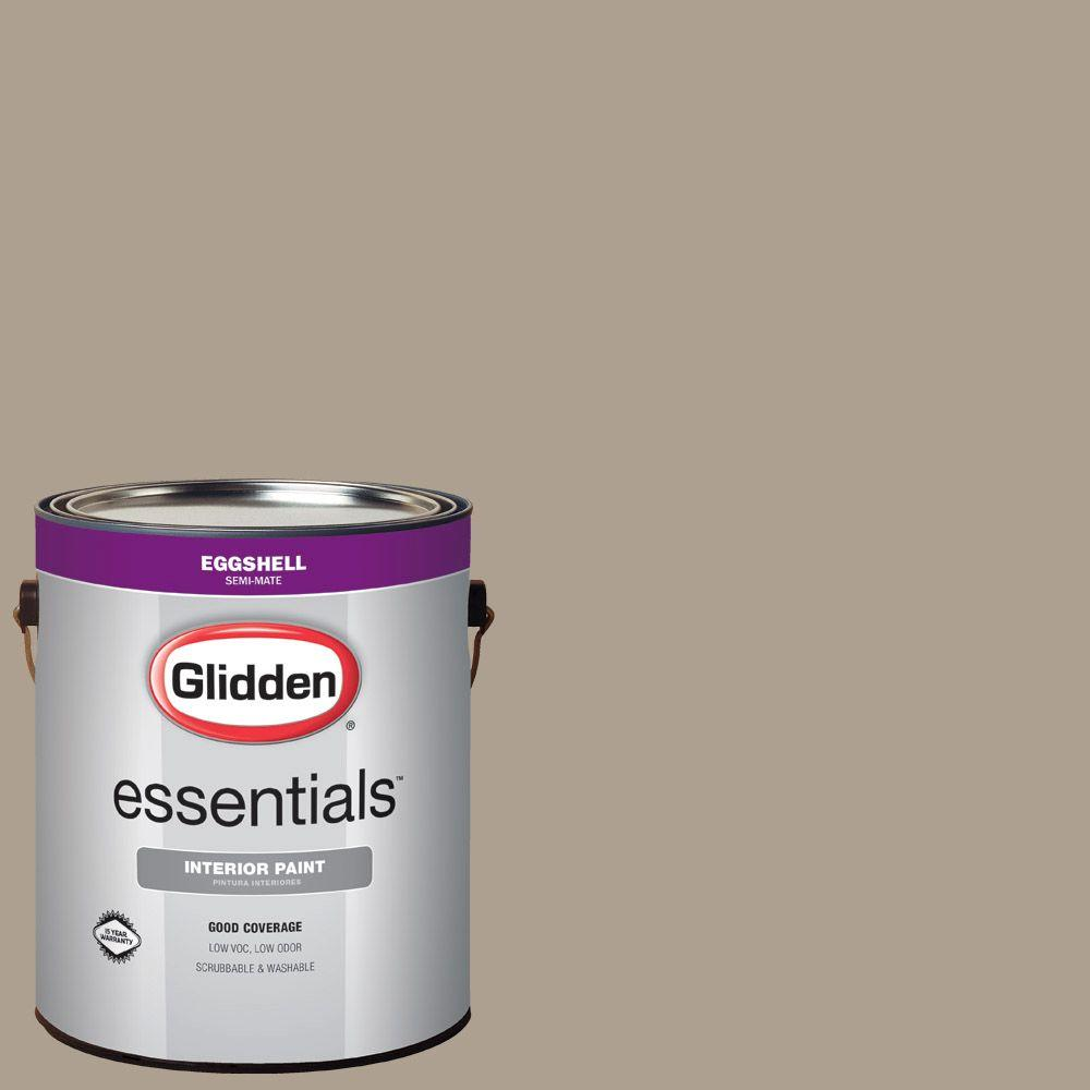 Hdgwn25 Neutral Wheat Eggshell Interior Paint