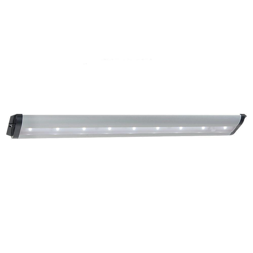 Sea Gull Lighting Ambiance 19 in. 24-Volt DC LED Tinted Aluminum Task Light (3000K)