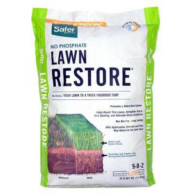 25 lbs. Lawn Restore Fertilizer