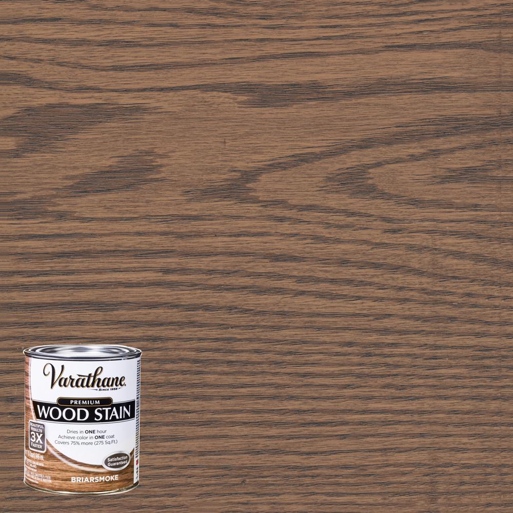 Varathane 1 Qt Briarsmoke Premium Fast Dry Interior Wood