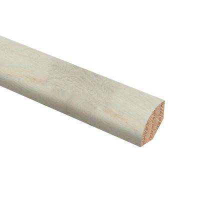 French Oak Salt Creek 3/4 in. Thick x 3/4 in. Wide x 94 in. Length Hardwood Quarter Round Molding