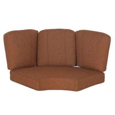 Cedarvale Replacement Outdoor Sectional Cushions (Corner)