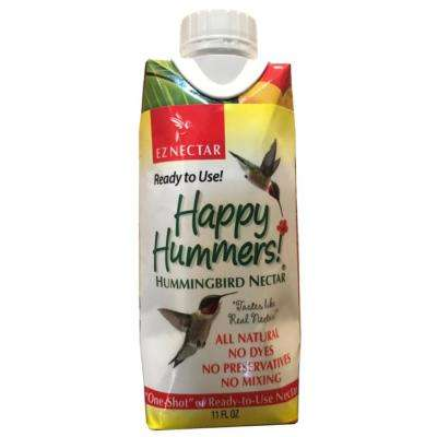 11 fl. oz. Hummingbird Nectar/Food One-Shot Ready-to-Use 100% Sugar and Water