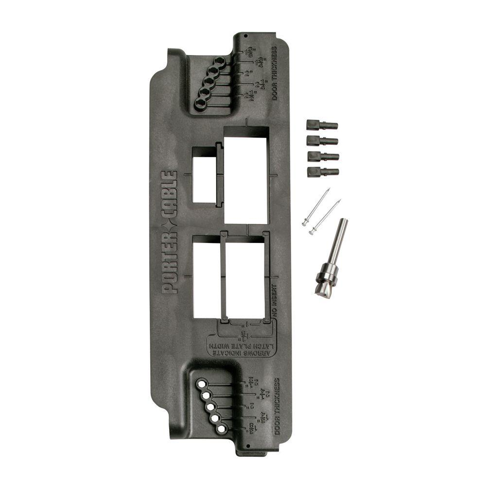 Porter Cable Strike And Latch Plate Template 59375 The