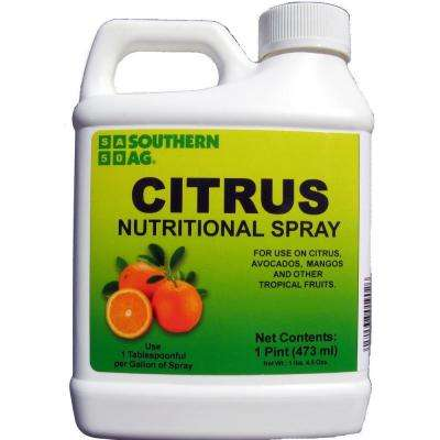 1 pint Citrus Nutritional Spray