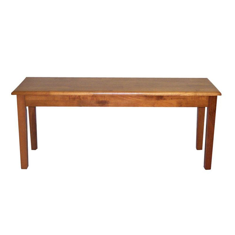 Boraam Oak Bench