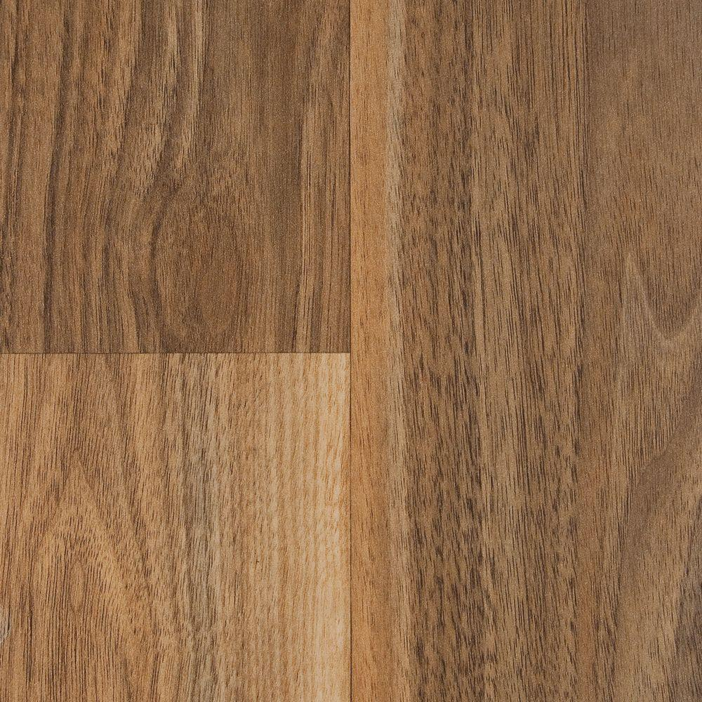 Home Legend Harmony Walnut Laminate Flooring - 5 in. x 7 in. Take Home Sample-DISCONTINUED