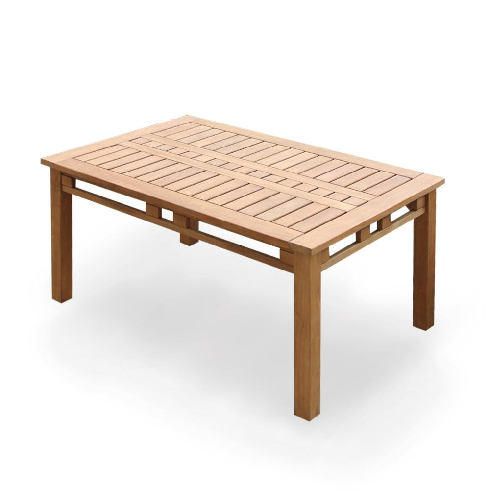 Cambridge Casual Belize Teak Rectangular Wood Outdoor Coffee Table