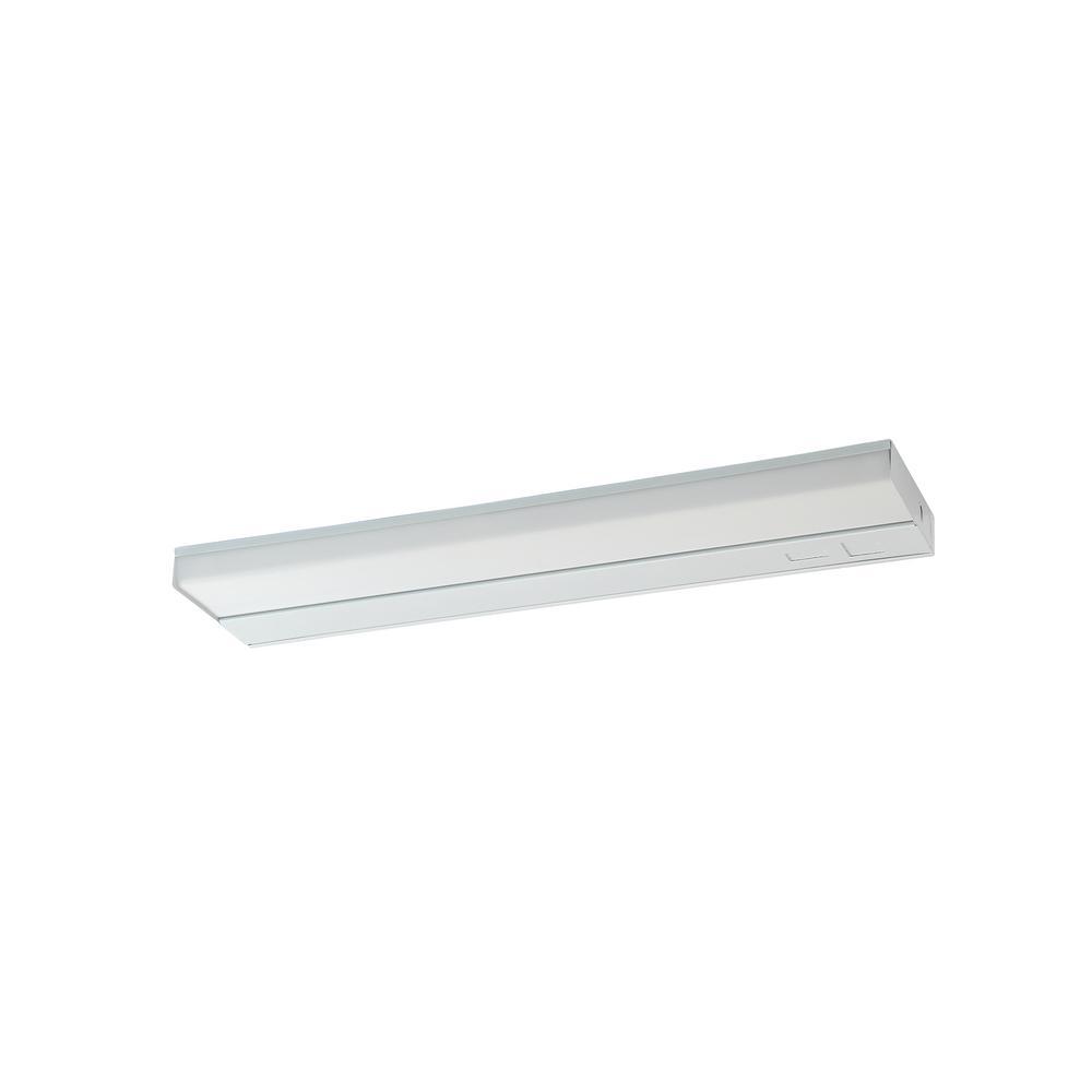 24 In Fluorescent White Under Cabinet Light