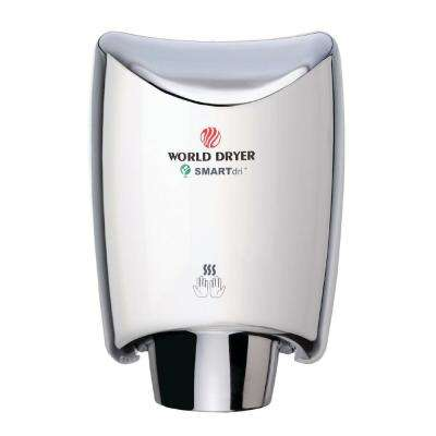 SMARTdri Hand Dryer in Polished Chrome
