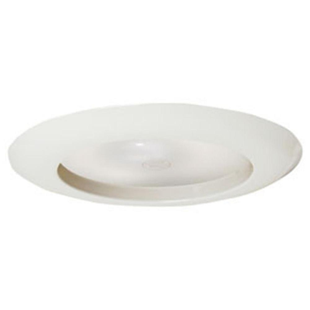 Design House 6 in. White Recessed Lighting Narrow Ring