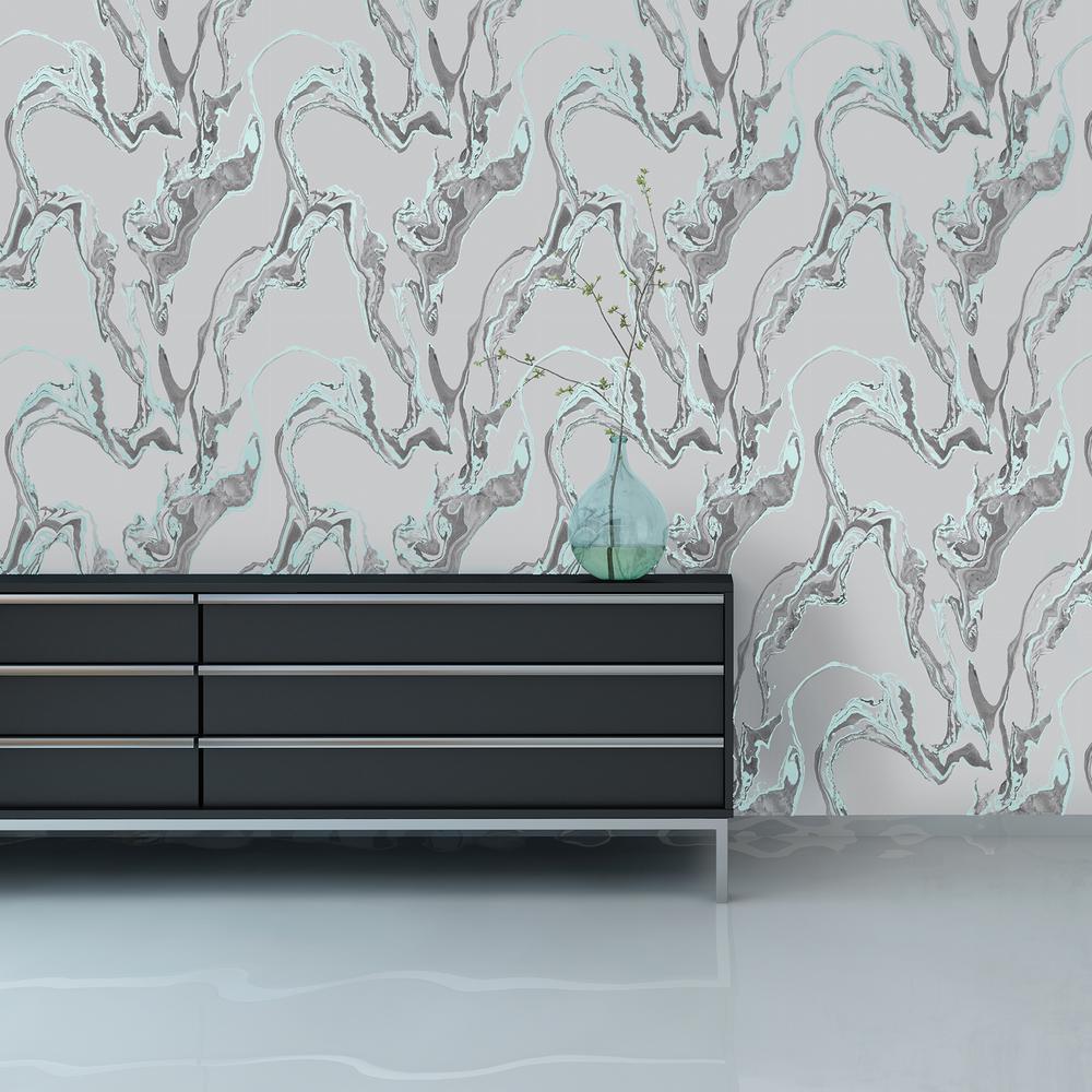 Stream Marble Wallpaper