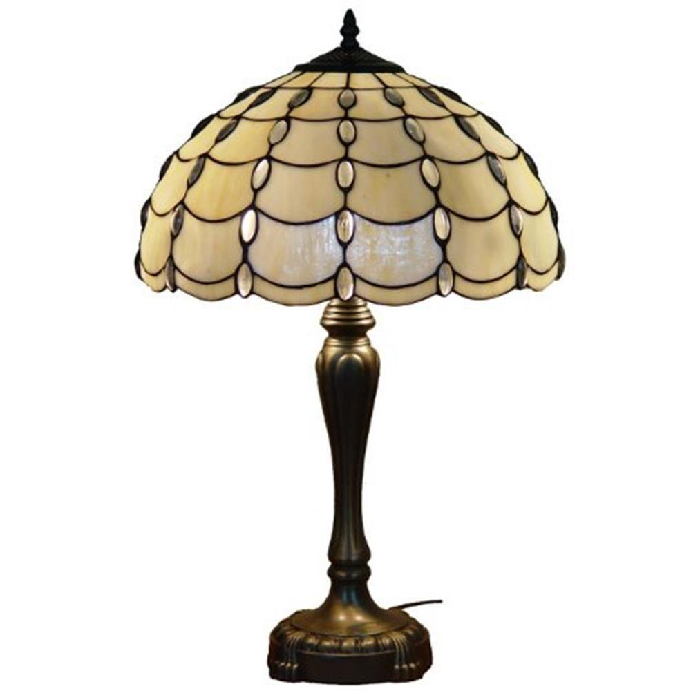 70513b0cfe4041 Amora Lighting 24 in. Tiffany Style Cascades Table Lamp-AM1043TL16 ...