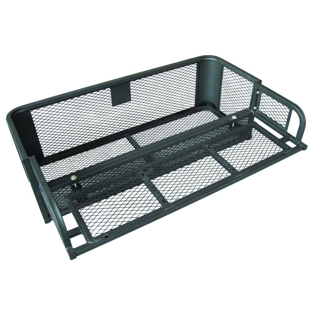basket lite day p aluminum rack discount front atv ramps mighty great