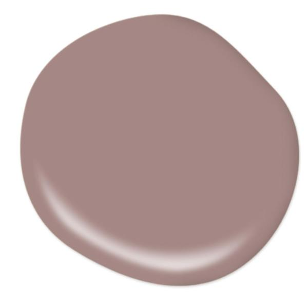 Reviews For Behr Premium Plus 1 Qt 120f 4 Blackberry Mocha Semi Gloss Enamel Low Odor Interior Paint And Primer In One 340004 The Home Depot