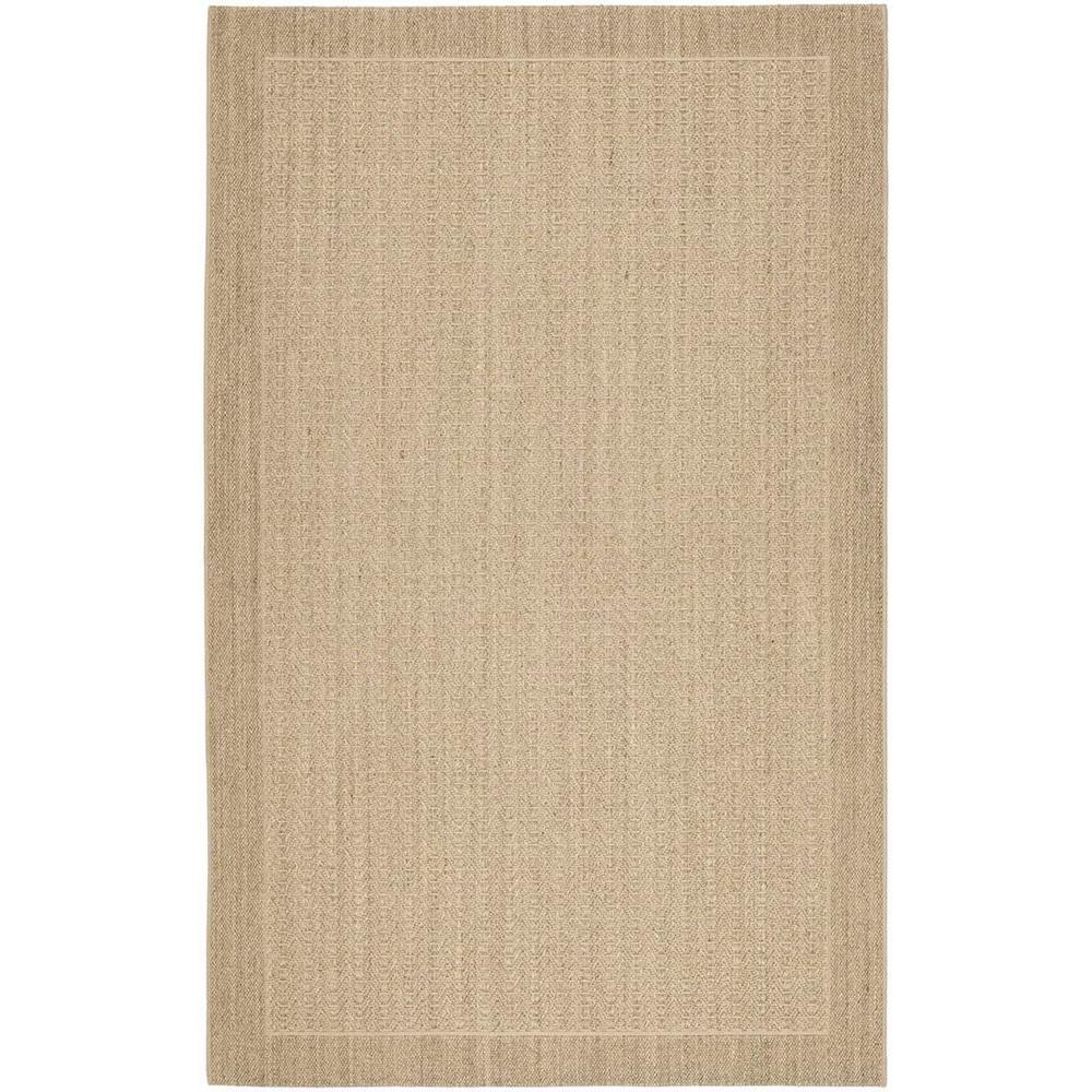 Safavieh Palm Beach Desert Sand 6 Ft X 9 Area Rug