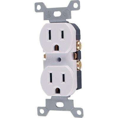 duplex ge electrical outlets receptacles wiring devices rh homedepot com GE Furnace Wiring Diagram Old GE Electric Motor Wiring