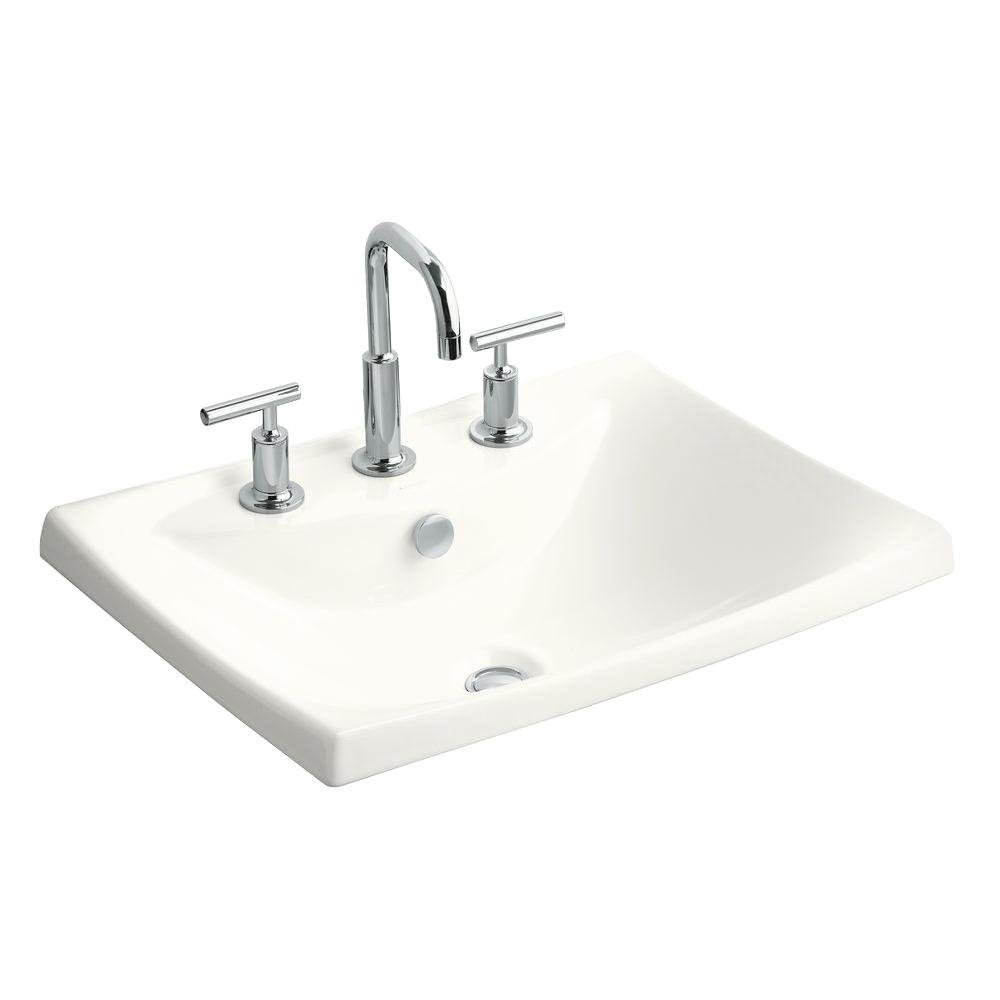 STERLING - Drop-in Bathroom Sinks - Bathroom Sinks - The Home Depot