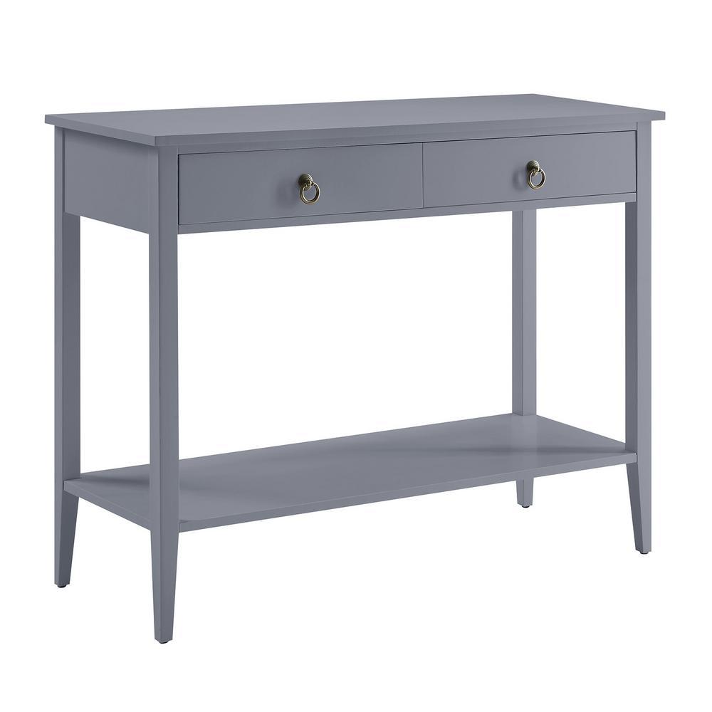 Jasmine Grey Console Table