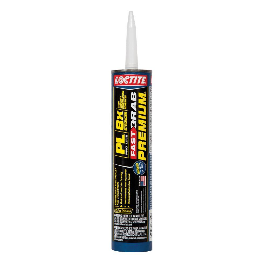 Loctite PL Premium 10 fl. oz. Advanced Polyurethane Construction Adhesive