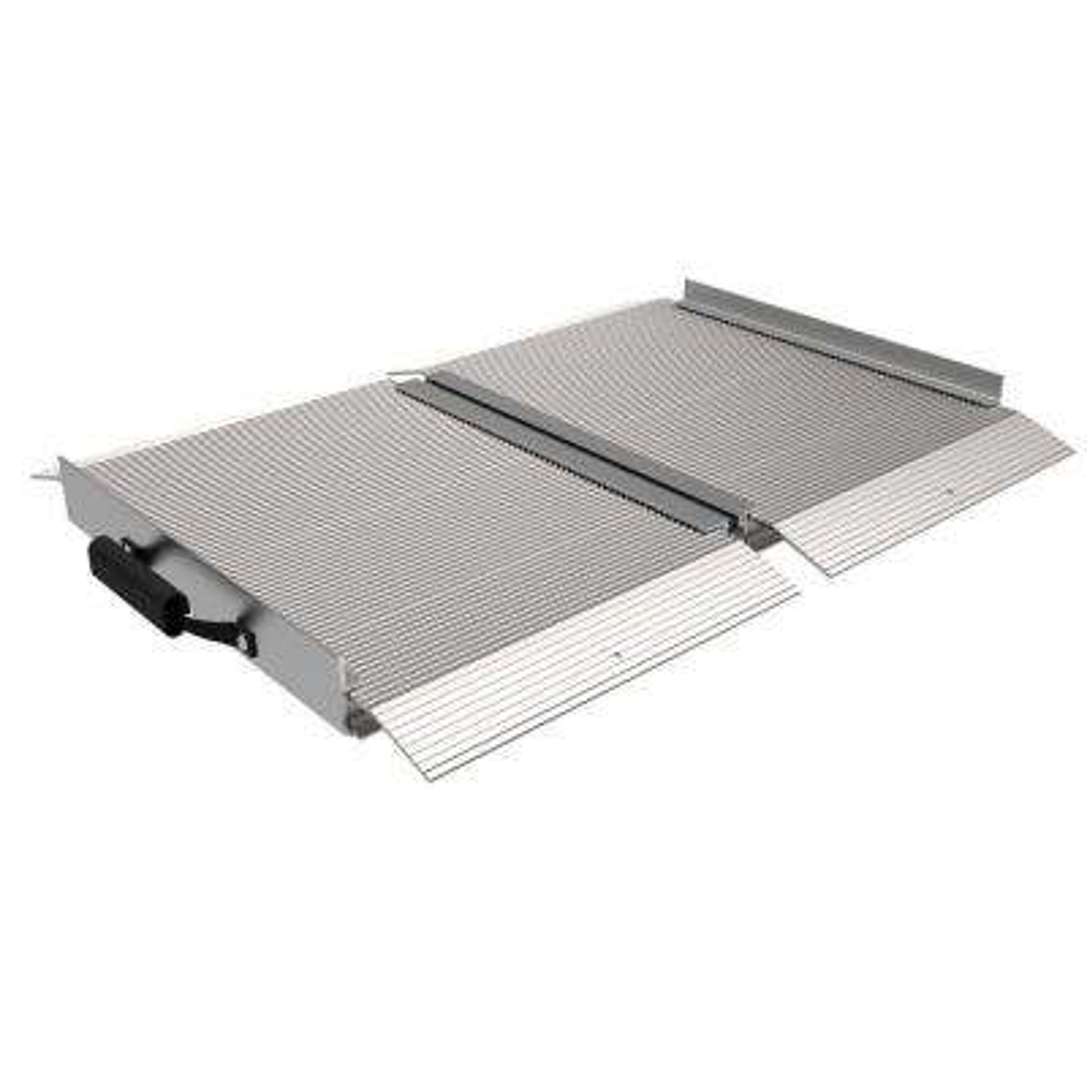Traverse 2 ft. Aluminum Single Fold Ramp