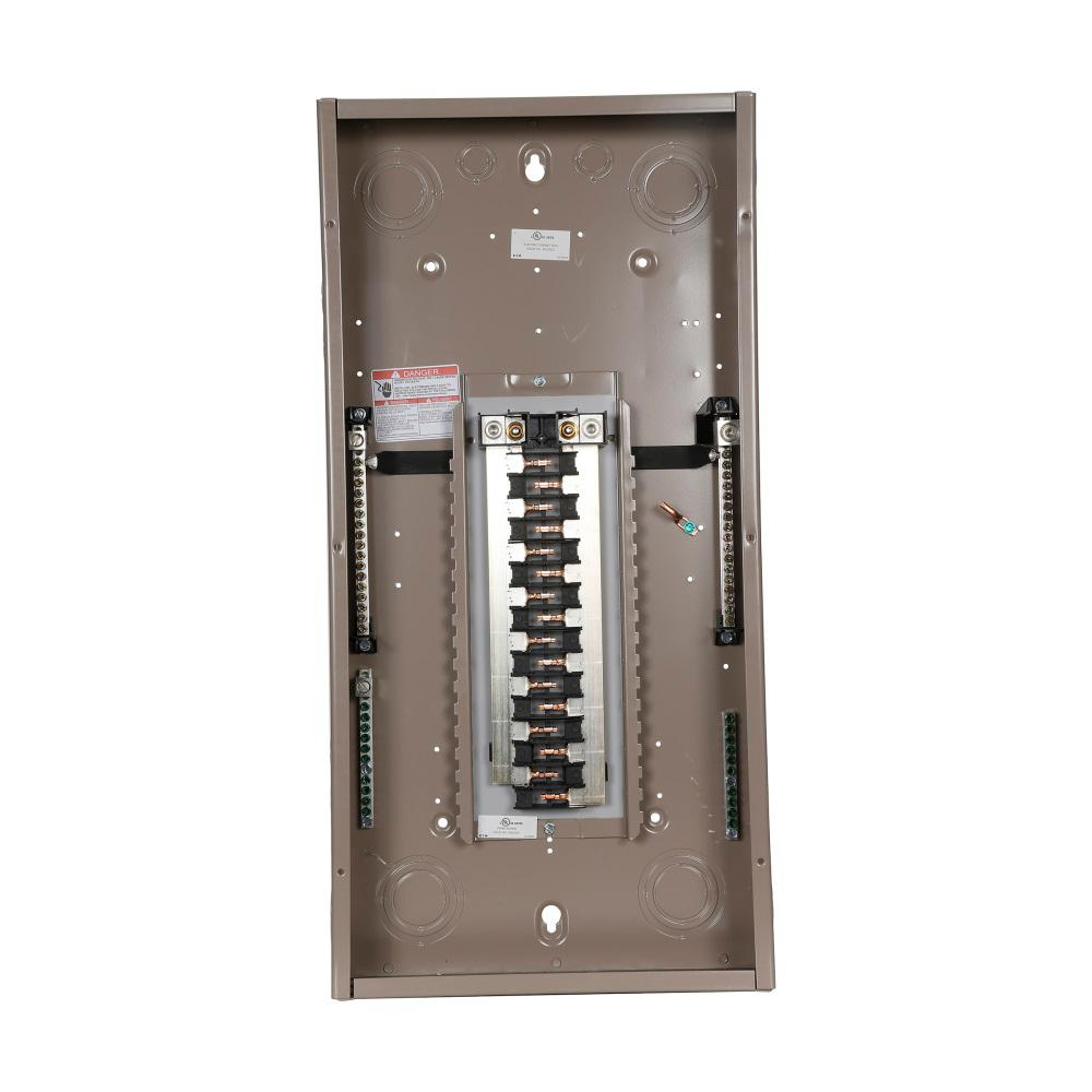 Eaton type ch 225 amp 32 spaces 32 circuits indoor main lug eaton type ch 225 amp 32 spaces 32 circuits indoor main lug loadcenter greentooth Image collections