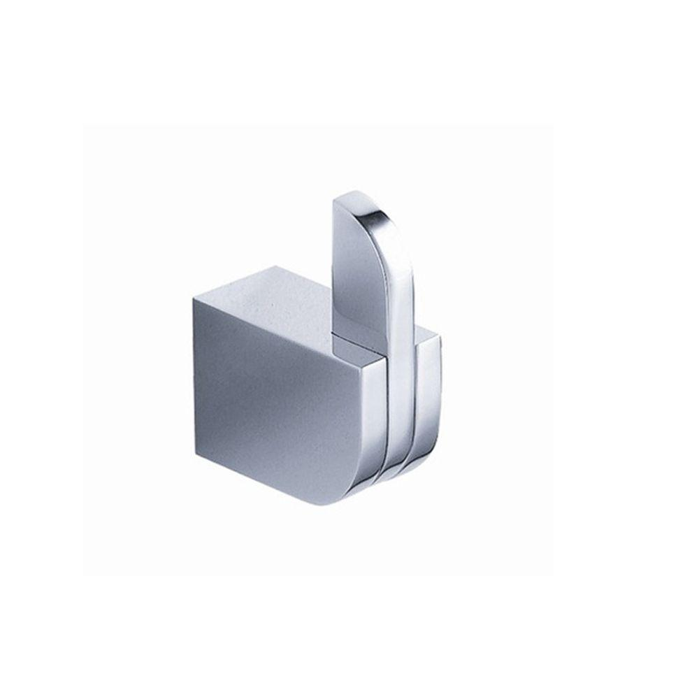 Solido Single Robe Hook in Chrome