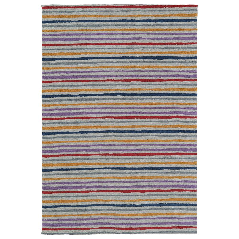 Lily and Liam Multi 8 ft. x 10 ft. Area Rug
