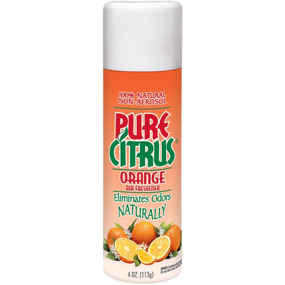 4 oz. Orange Air Freshener