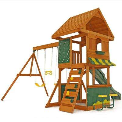 Magnolia Wooden Playset