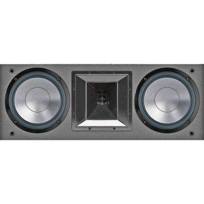 6 1/2 in. 175-Watt Dual Bookshelf LCR Speaker