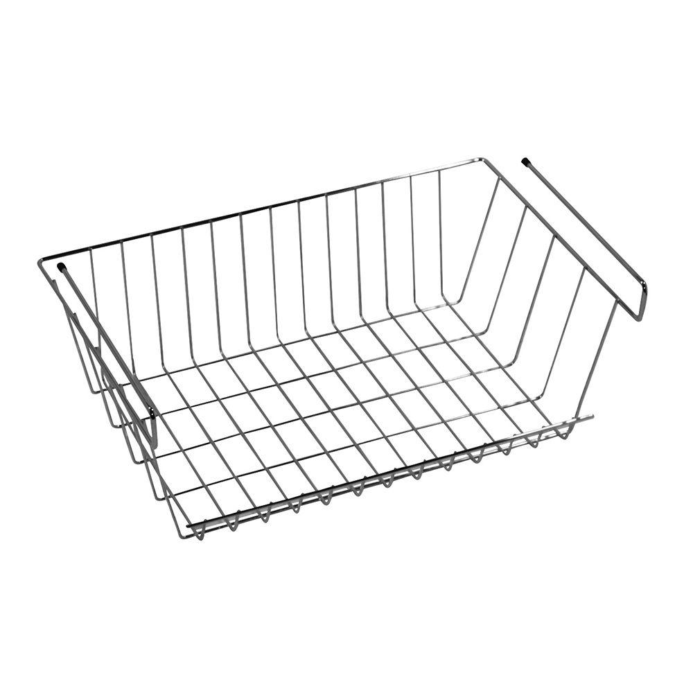 ltl home products more inside medium under shelf wire basket-ws-z215430c