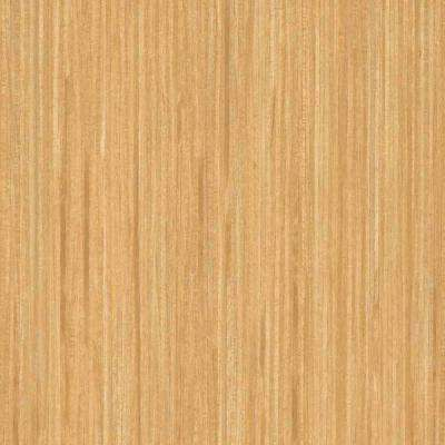3 in. x 5 in. Laminate Countertop Sample in Tan Echo with Premium Linearity Finish