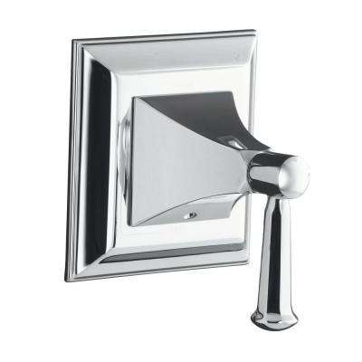 Memoirs 1-Handle Stately Volume Control Valve Trim Kit with Lever Handle in Polished Chrome (Valve Not Included)